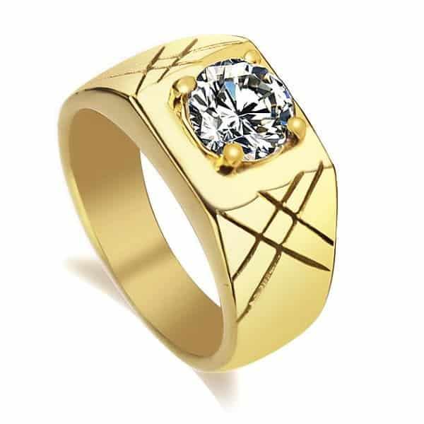 Xác định tuổi của nhẫn vàng