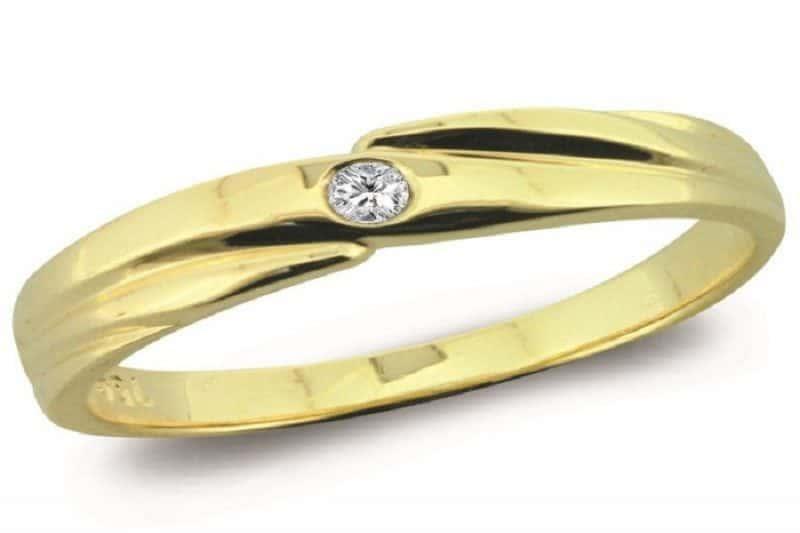 Kinh nghiệm chọn mua nhẫn vàng 14k nam