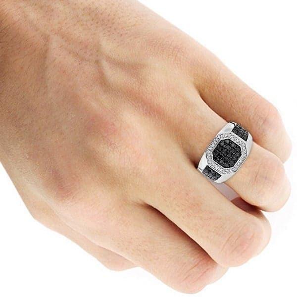 Khi nào thì phái nam nên đeo nhẫn?