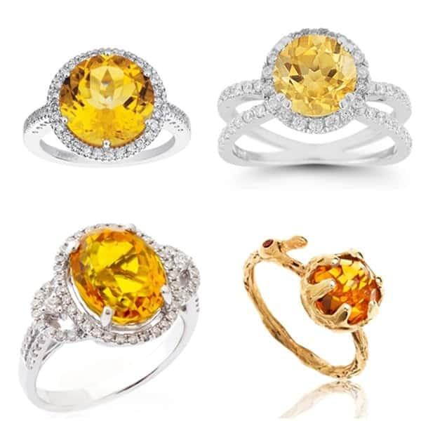 Nhẫn vàng nam phong thủy cho người mệnh kim