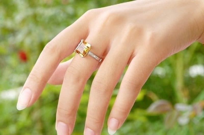 5 Điều bạn nên lưu ý khi đeo nhẫn vàng trang sức nữ