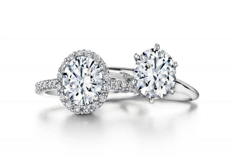 Mách bạn những mẫu nhẫn nữ vàng trắng đẹp