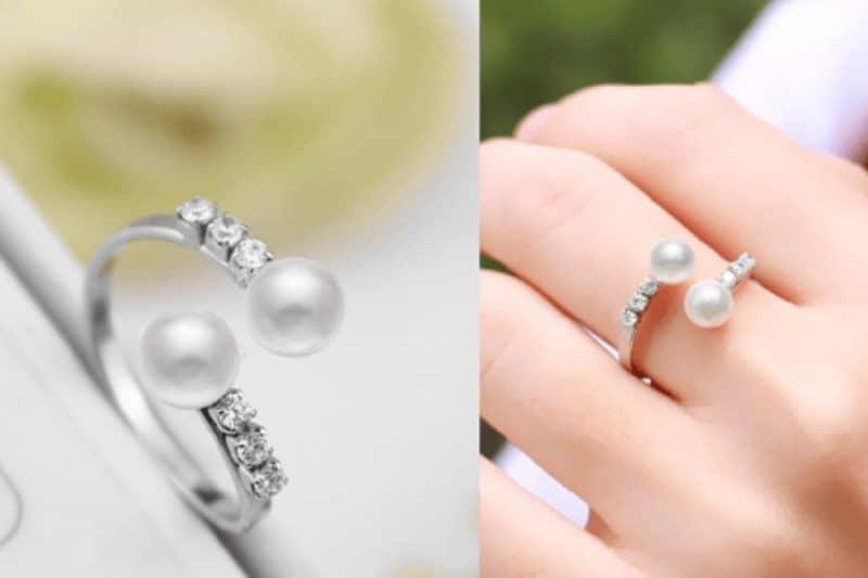 Điểm qua các kiểu nhẫn vàng thời trang nữ đang được yêu thích