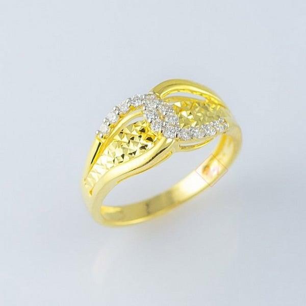 Giá nhẫn nữ vàng tây 18k bao nhiêu tiền 1 chỉ?