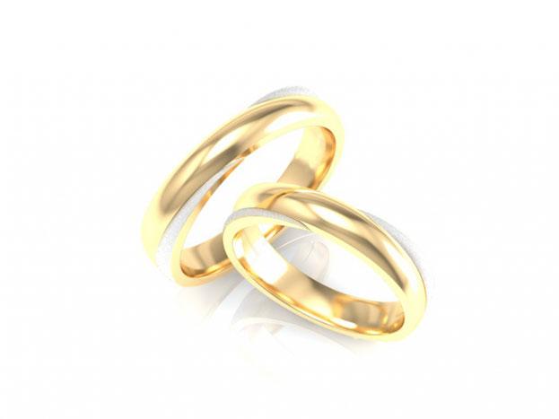 Chọn chất liệu nhẫn vàng nữ giá rẻ như vàng tây, vàng ý,...