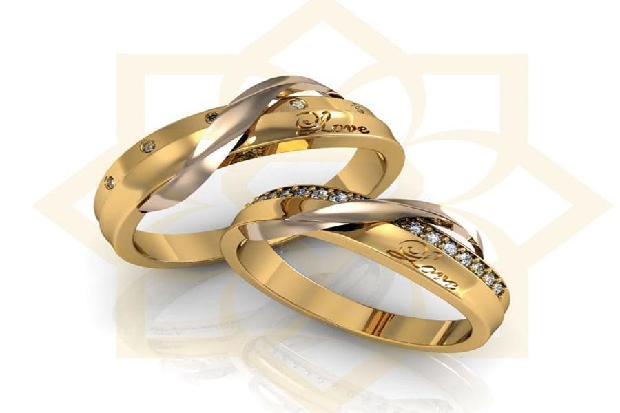 nhẫn nữ vàng tây giá rẻ