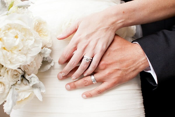 Chọn thời điểm mua nhẫn cưới hợp lý