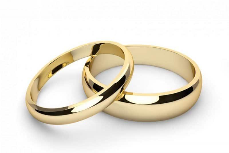 Khám phá hình ảnh nhẫn vàng đẹp thu hút các đôi uyên ương