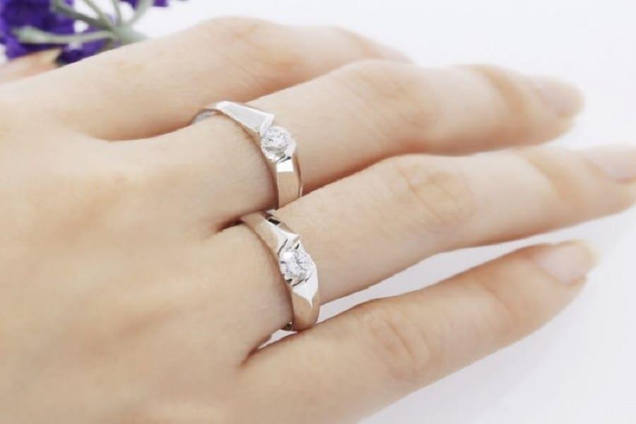 mẫu nhẫn vàng 18k đẹp