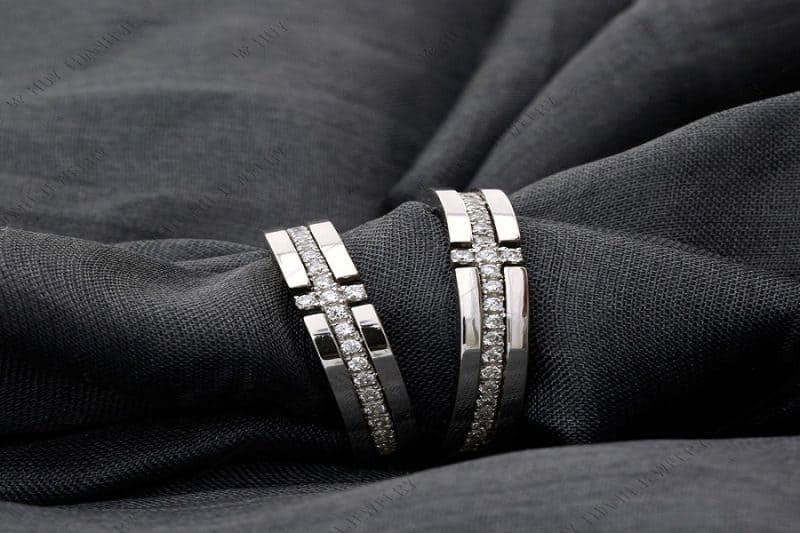 Những điểm nổi bật của nhẫn cưới kim cương các cặp đôi không nên bỏ qua