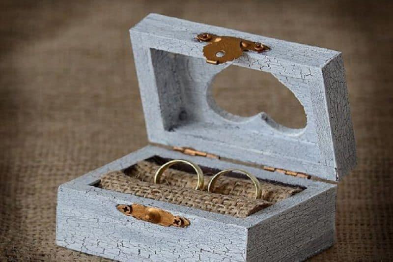5 Mẫu nhẫn đôi bằng vàng tây đẹp ngất ngây cho các cặp đôi