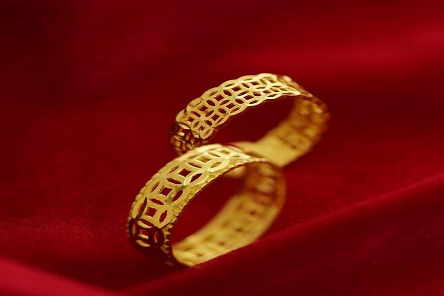 nhẫn vàng đẹp giá rẻ
