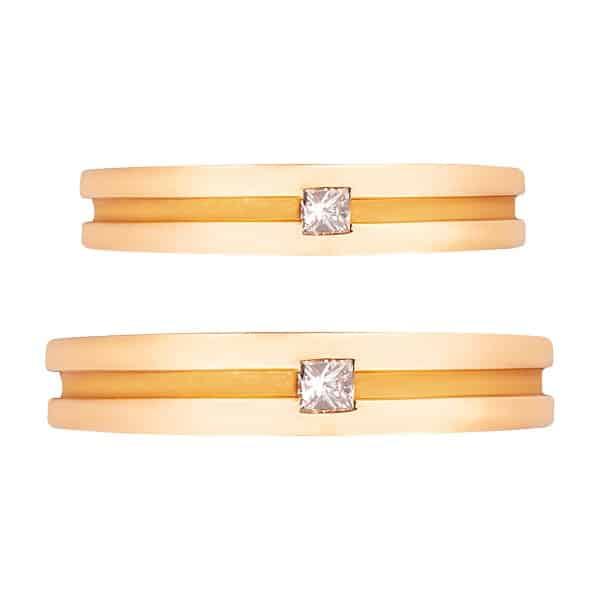 Nhẫn vàng đính thêm kim cương, đá quý sẽ có giá cao hơn
