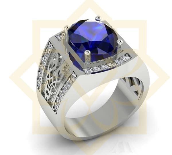 Mẫu nhẫn đính đá cũng thu hút được rất nhiều phái mạnh