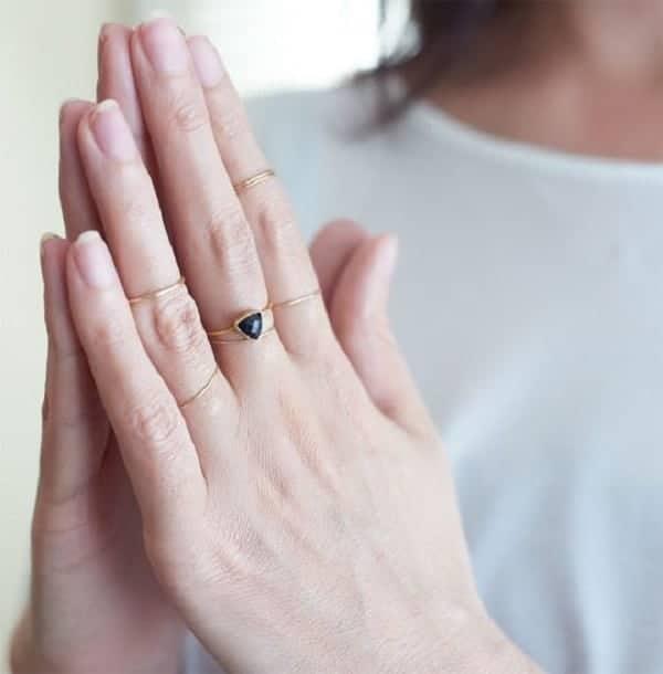 Nhẫn vàng luôn phù hợp với mọi đối tượng, hoàn cảnh mà không bị lỗi thời