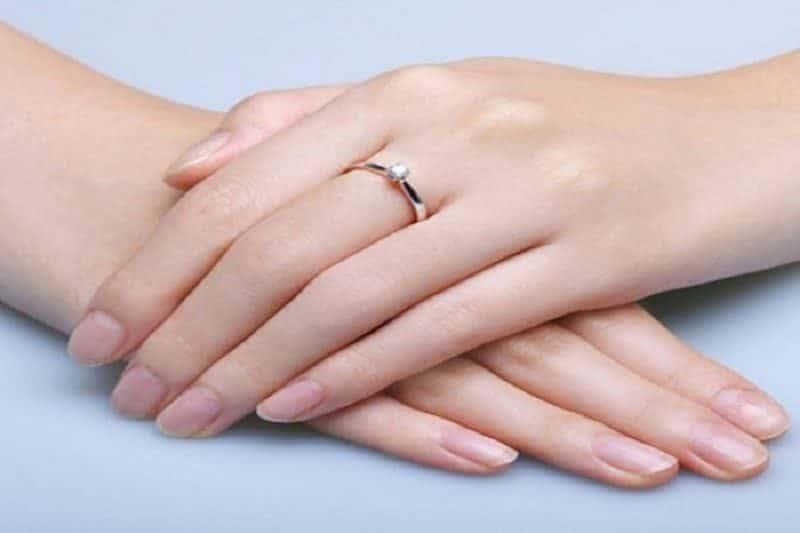 Nhẫn vàng trang sức thời thượng, sang trọng