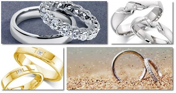 Tìm mua nhẫn cưới ở cửa hàng uy tín để tránh bị hớ giá hoặc mua nhầm vàng giả