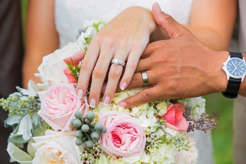 Các cặp nhẫn cưới đẹp không nên bỏ qua trong ngày trọng đại
