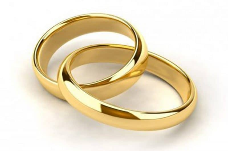Các kiểu nhẫn cưới đơn giản đẹp mắt cho các cặp uyên ương