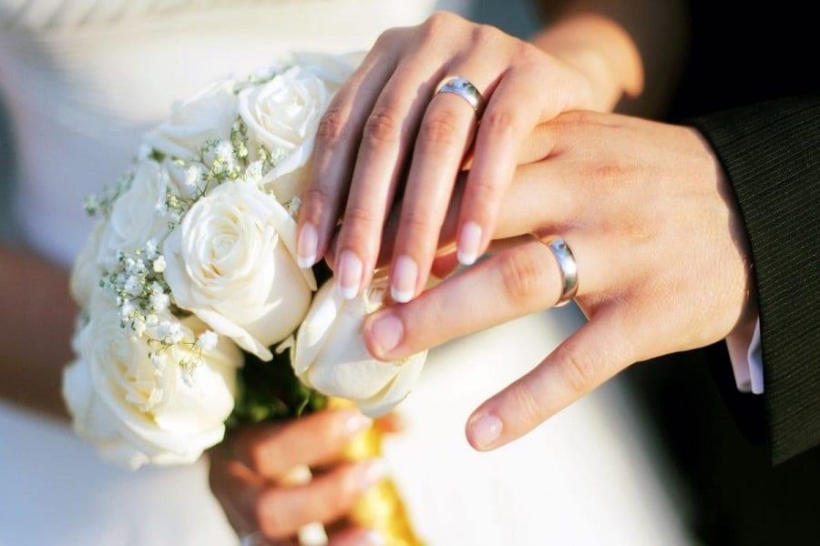 các kiểu nhẫn cưới mới nhất