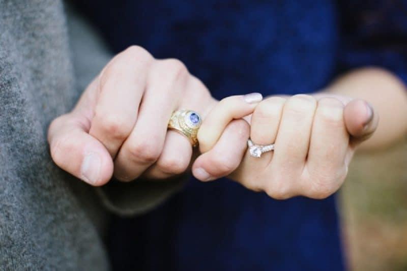 BST cặp nhẫn cưới đẹp nhất Thế Giới hiện nay
