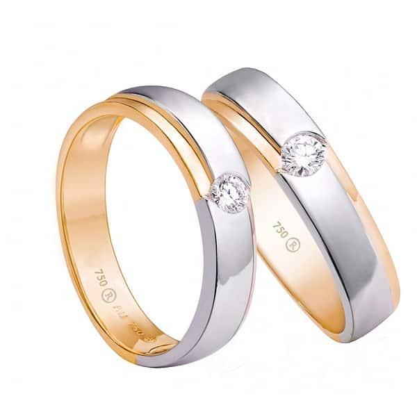 Chọn chất liệu cặp nhẫn cưới giá rẻ phù hợp