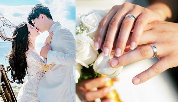 Chiếc nhẫn cưới mang ý nghĩa là một minh chứng, bằng chứng và kỷ vật trong tình yêu hôn nhân