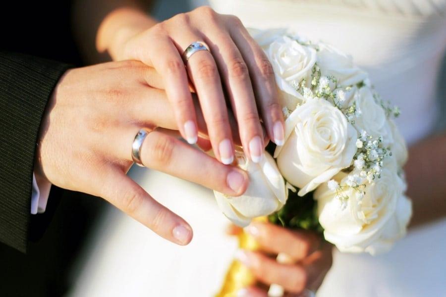 chọn nhẫn cưới đẹp