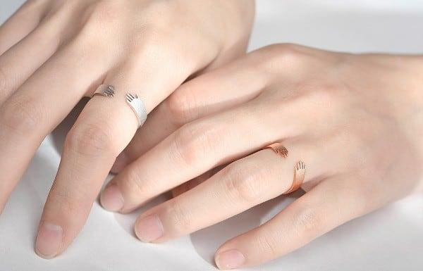 Tìm kiếm và lựa chọn ý tưởng để đặt nhẫn cưới chính xác