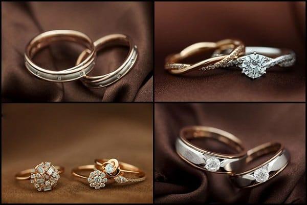 Nhu cầu đặt thiết kế nhẫn cưới theo yêu cầu ngày càng tăng cao