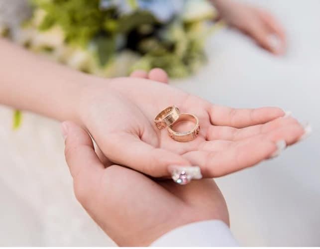 Cửa hàng đá quý Spring D luôn cung cấp những mẫu nhẫn cưới đẹp, chất lượng