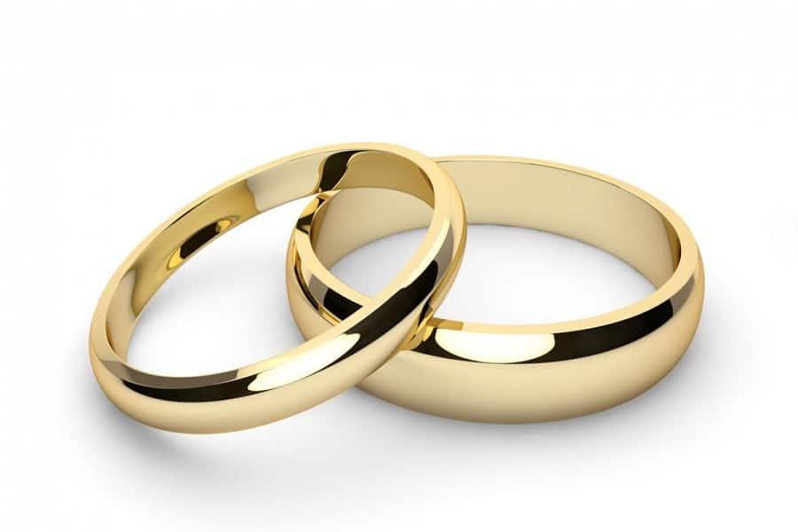 đôi nhẫn cưới