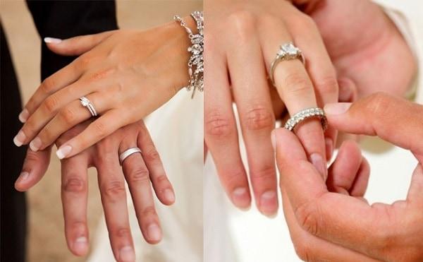 Đảm bảo về mặt chất lượng nhẫn cưới
