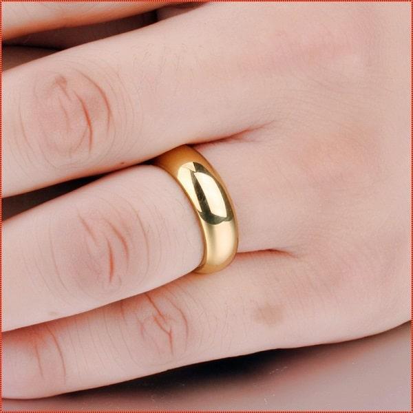 Giá vàng nhẫn tròn