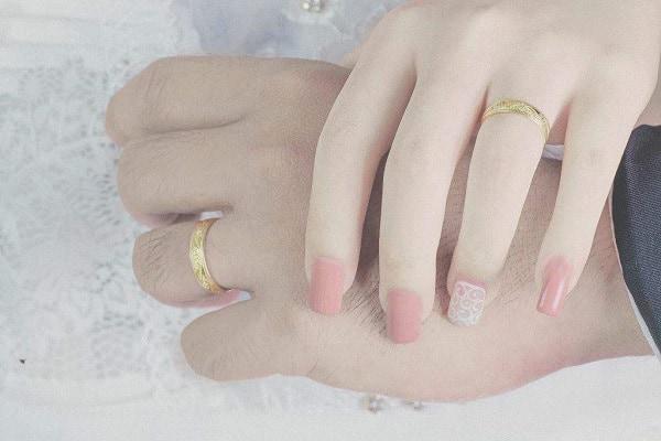Kiểu dáng nhẫn cặp vàng đẹp