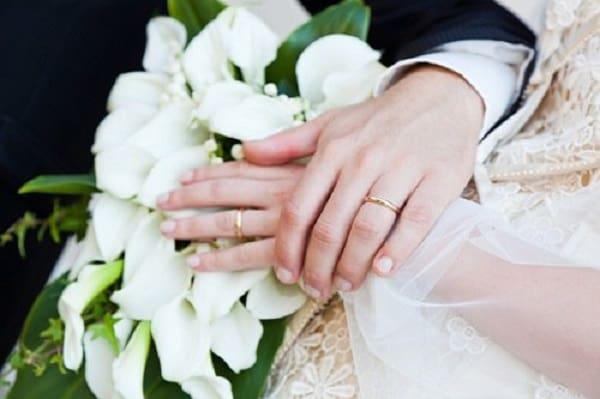 Lưu ý tới kích thước nhẫn cưới