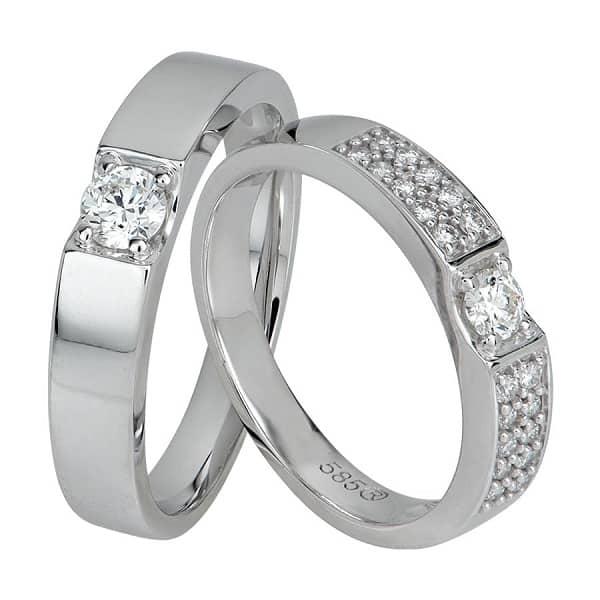 Các mẫu nhẫn cưới mới nhất spd1809421