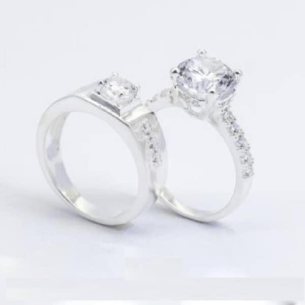 Giá nhẫn cưới vàng trắng bao nhiêu