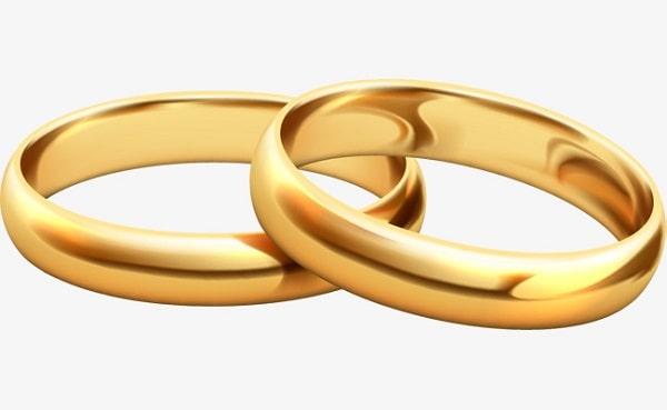 Nhẫn vàng tròn dành cho mọi đối tượng