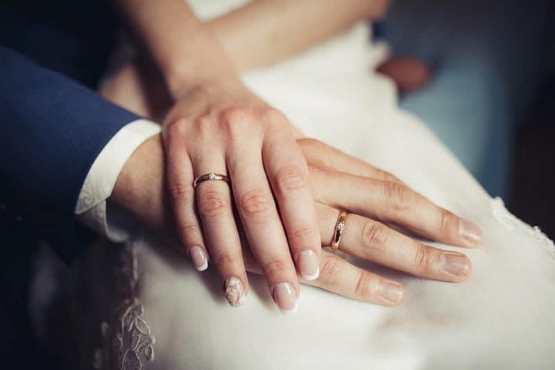 Tổng hợp 3+ mẫu nhẫn cưới cặp đẹp nhất 2019 thu hút các cặp đôi