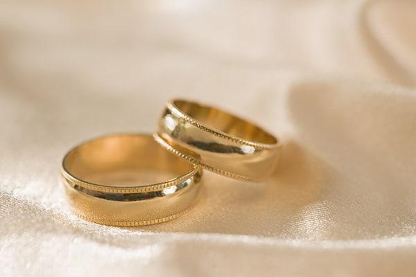 Mẫu nhẫn cưới truyền thống