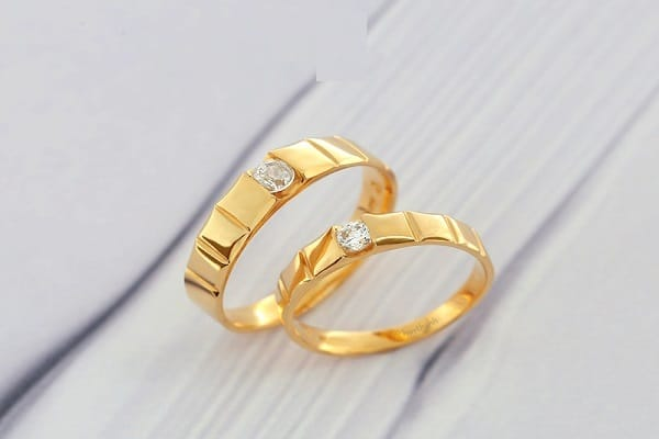 Nhẫn cưới mua ở đâu?