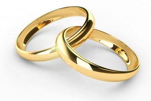Nhẫn cưới nữ trơn