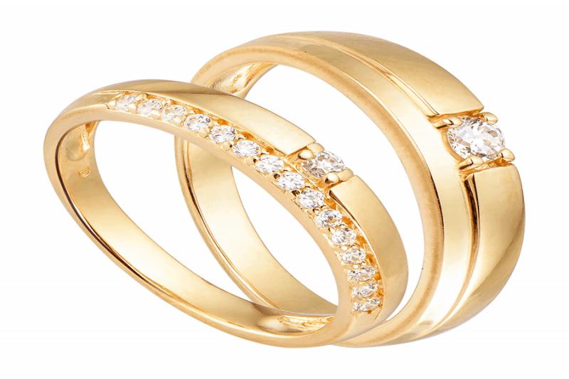 """Điểm danh top 5 mẫu nhẫn cưới đẹp đơn giản """"chất ngất"""" trong năm 2019"""