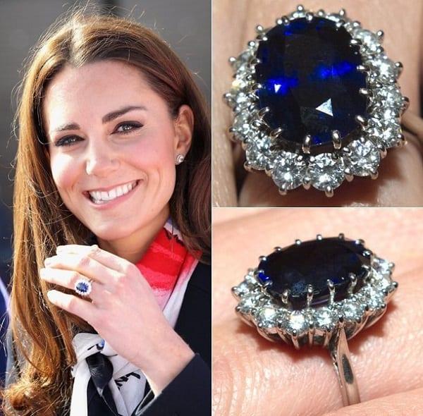 Nhẫn Wittelsbach-Graff Diamond – 80 triệu USD