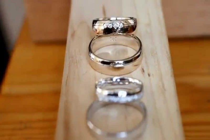 [Tổng hợp] Những mẫu nhẫn cưới đẹp nhất thế giới