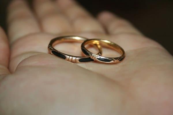 nhẫn cưới đẹp và sang trọng