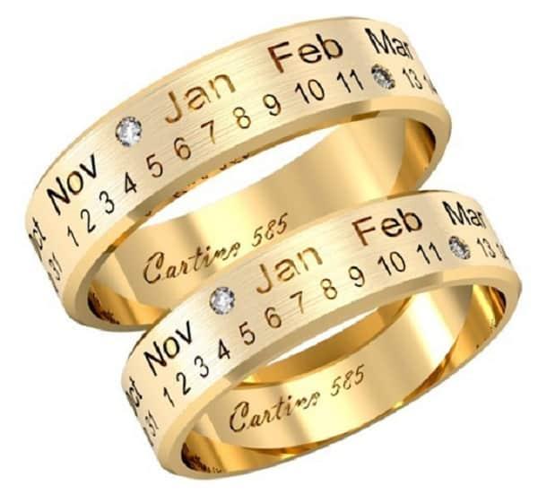 nhẫn cưới độc