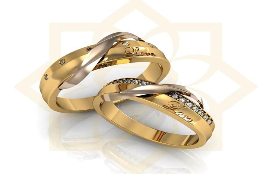 những kiểu nhẫn cưới đơn giản