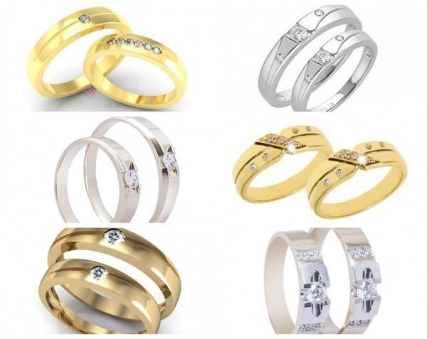 nhẫn cưới giá rẻ nhất